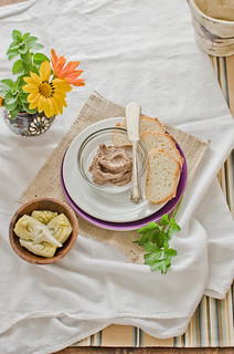 Thanksgiving Liver Paté 1 | by Apricosa Photography