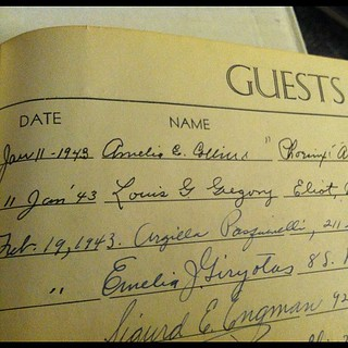 Things I find when cleaning out the Wilmette archives. Look at those top two names! | by Sholeh