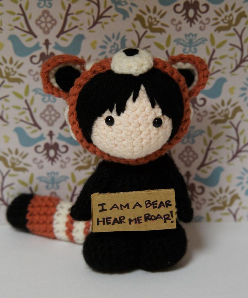 Little Muggles | red panda | 1024x852