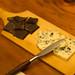 Oliver Kita artisan chocolate and Old Chatham Ewe's Blue