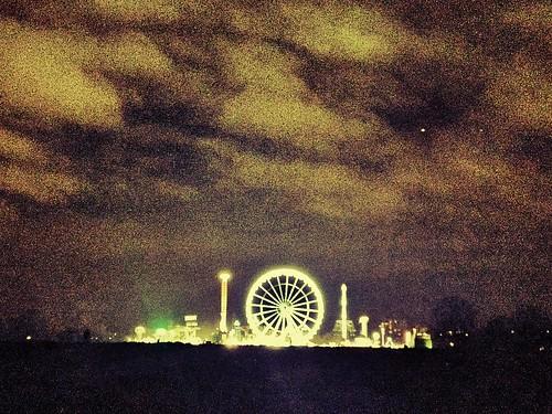 Hyde park fun fair