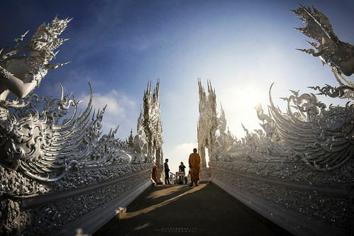 White Temple Bridge | by KamrenB Photography