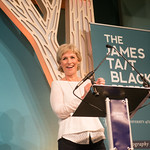 The James Tait Black Prizes - Sally Magnusson   Sally Magnusson hosts an exciting evening as the winner of the James Tait Black Book Prizes are revealed © Alan McCredie