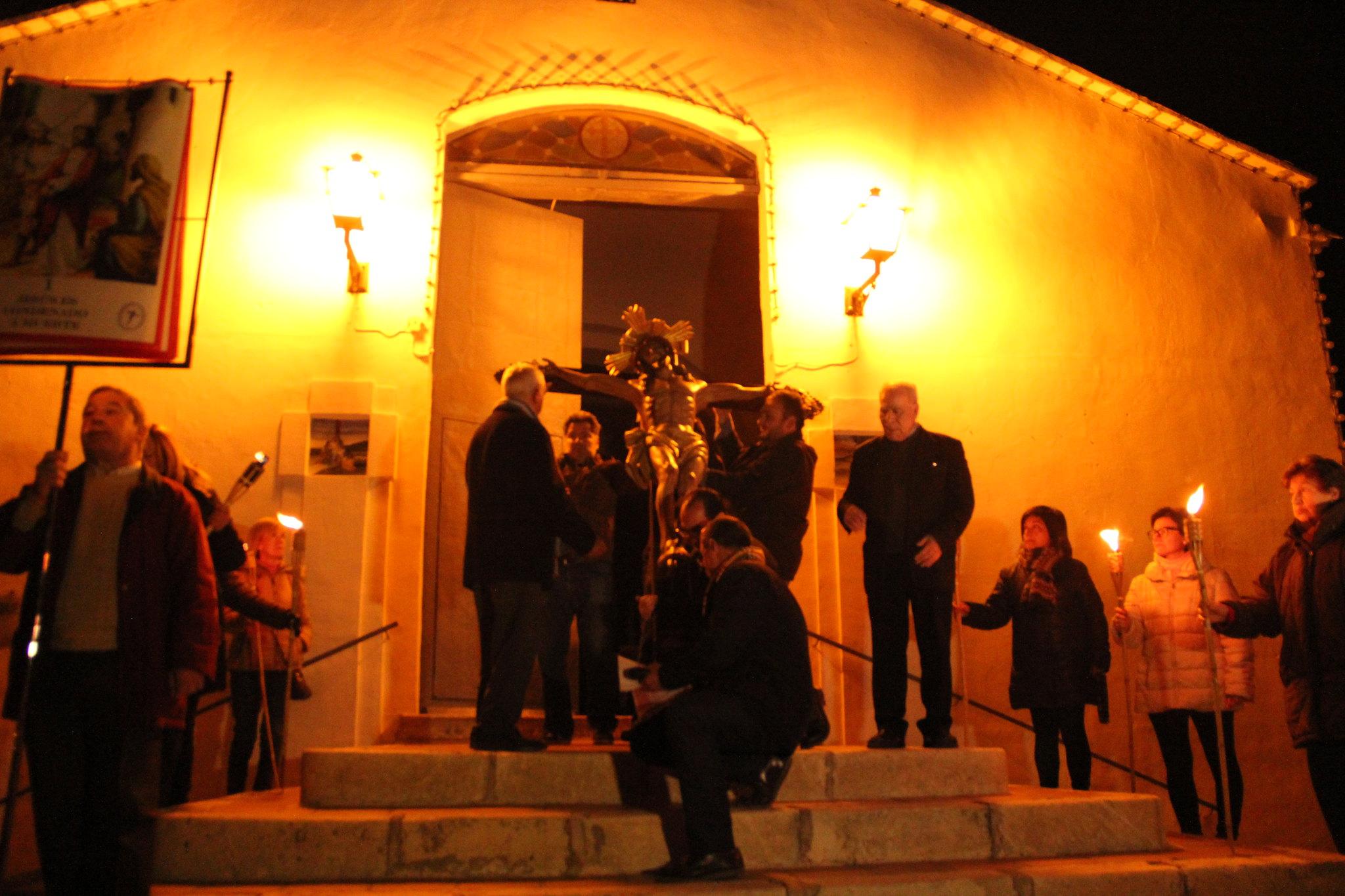(2016-03-18) - VII Vía Crucis nocturno - Antonio José Verdú Navarro (007)