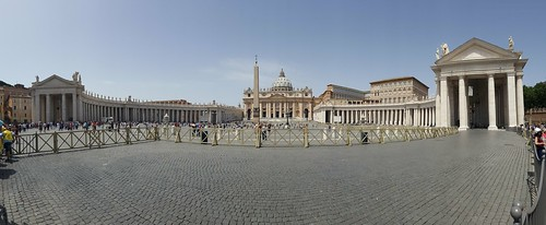 samsung note5 vatican italy monuments landscape clear sky panoramic view
