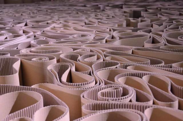 Michelangelo Pistoletto : labyrinthe