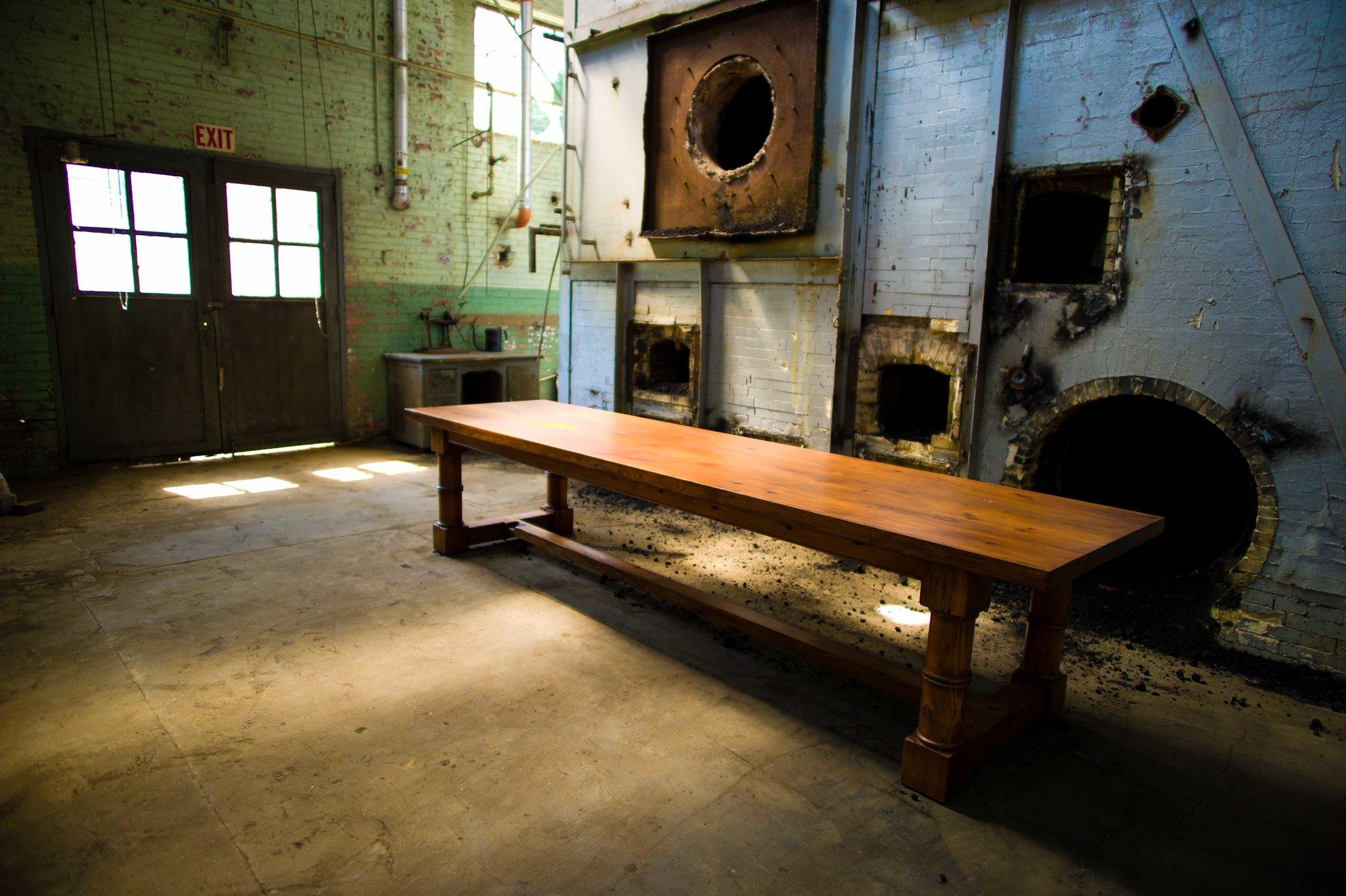Exceptionnel Mobili Farm Tables | Flickr