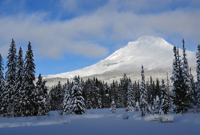 Veiled Mountain by Jim