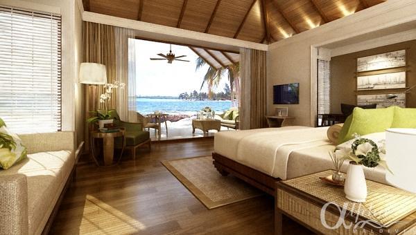 Beach Villa With Pool King 1095 Dusit Thani Maldives Resor