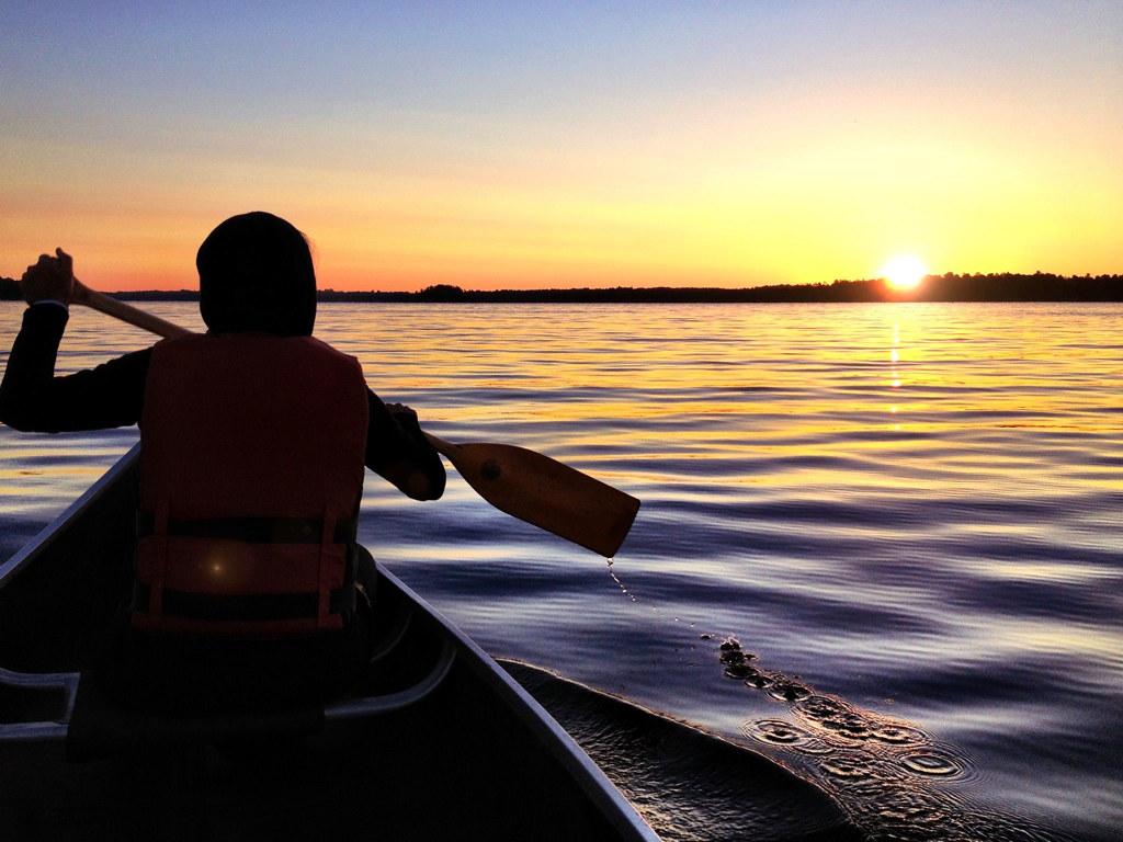 Big Rideau Lake Sunrise