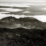 Old Peak from Teide