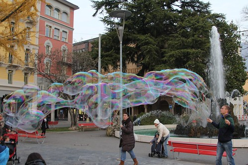 Lugano Bo Bubble Convolusion | by Bubblebo
