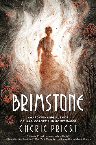 Brimstone Cover | by Cherie Priest