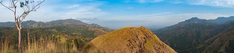 View Little Adam's Peak Sri Lanka