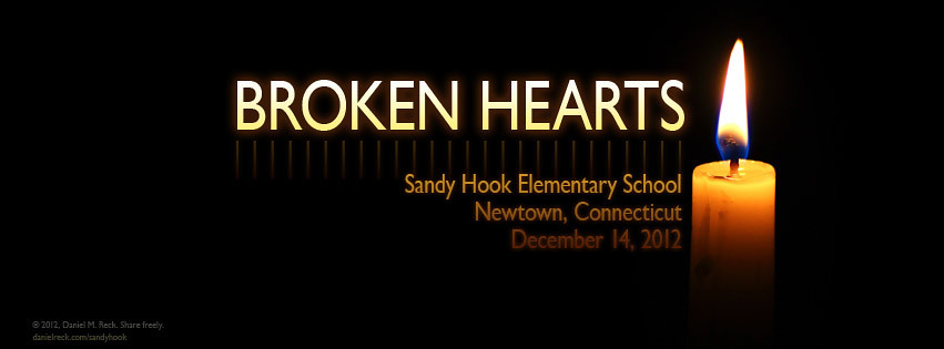 Broken Hearts - Facebook Cover Tribute | Remembering the