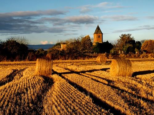 autumn winter church scotland highlands cromarty