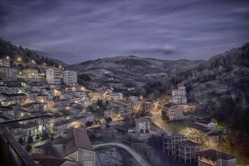 panorama night luci natale notte hdr challengeyouwinner vecchiostile75 lorenzogiove monytesanosullamarcellana