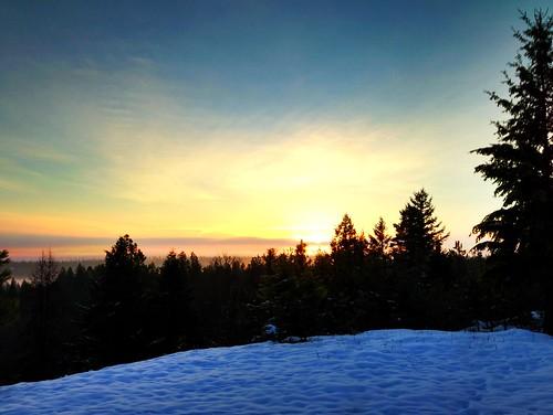 christmas morning sunrise spokane uploaded:by=flickrmobile flickriosapp:filter=nofilter