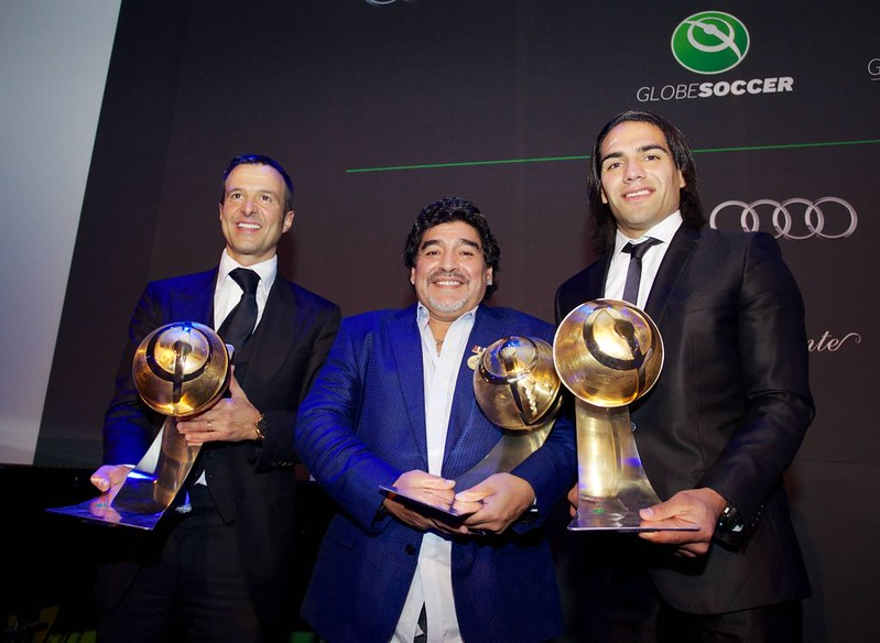 Mendes, Maradona and Falcao