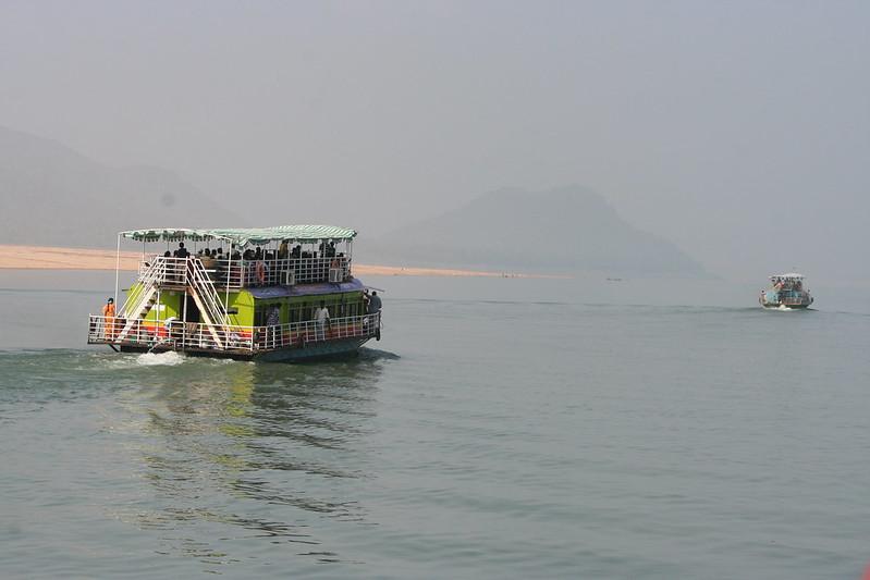 Godavari river cruise