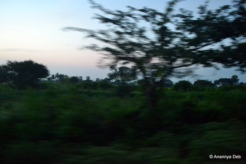 motion dawn westernghats passingscenery
