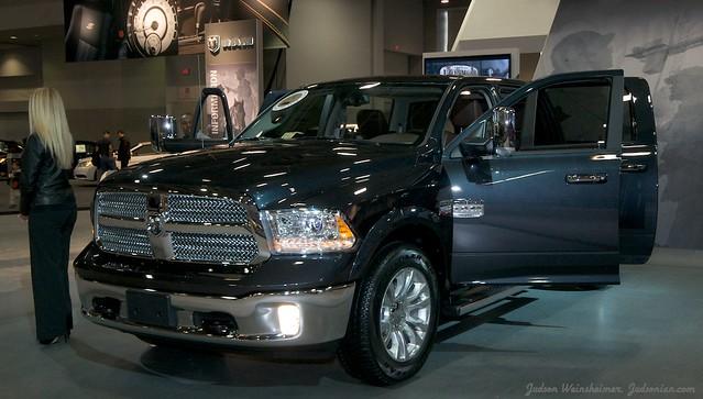 2013 Washington Auto Show - Upper Concourse - Dodge 5