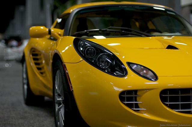 2013 Washington Auto Show - Lower Concourse - Lotus 1