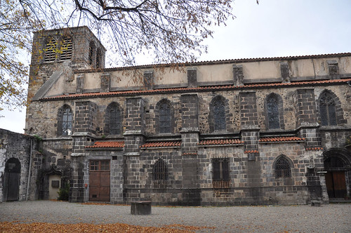 Saint-Pierre de Mozac (Alvèrnia) | by Monestirs Puntcat