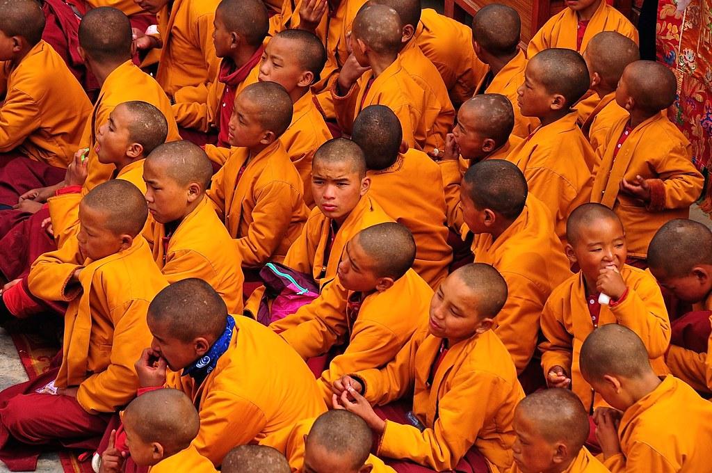 Nepal-Mustang-Lo Manthang-Tiji buddhist festival