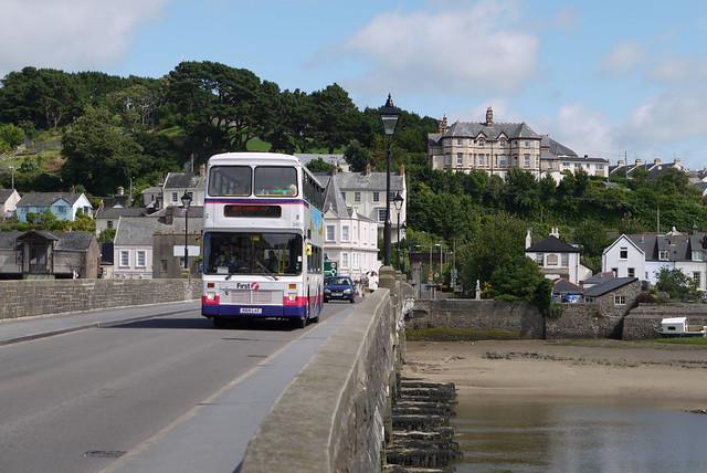 First Devon & Cornwall 34614 (K614LAE)