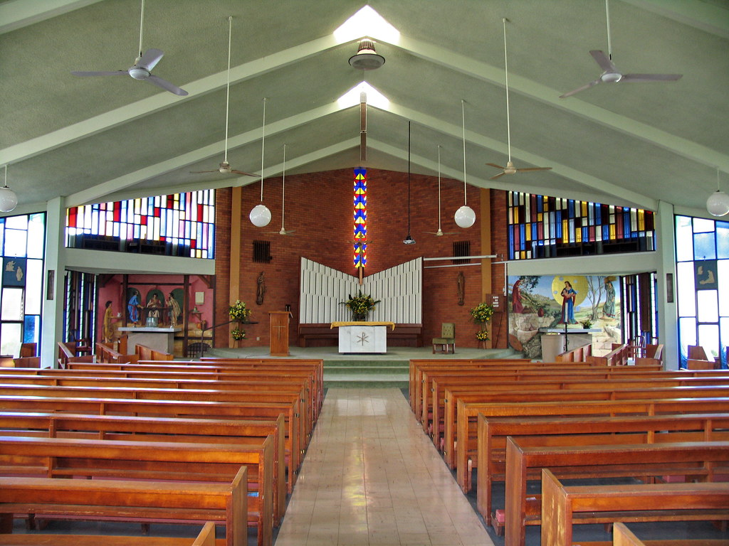 our lady help of christians catholic church hendra (22) | Flickr