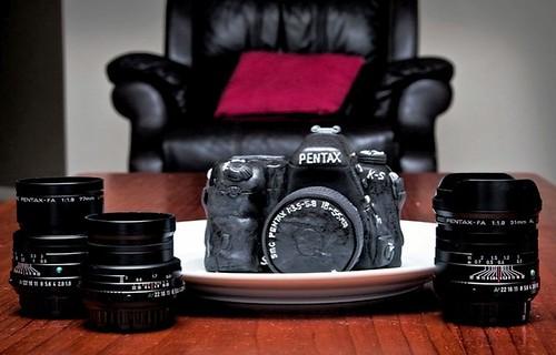 Pentax K-5 camera cake | by ash-s