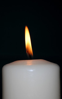 Candle flame | by SDR3000 photography