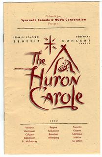 The Huron Carole (1997)