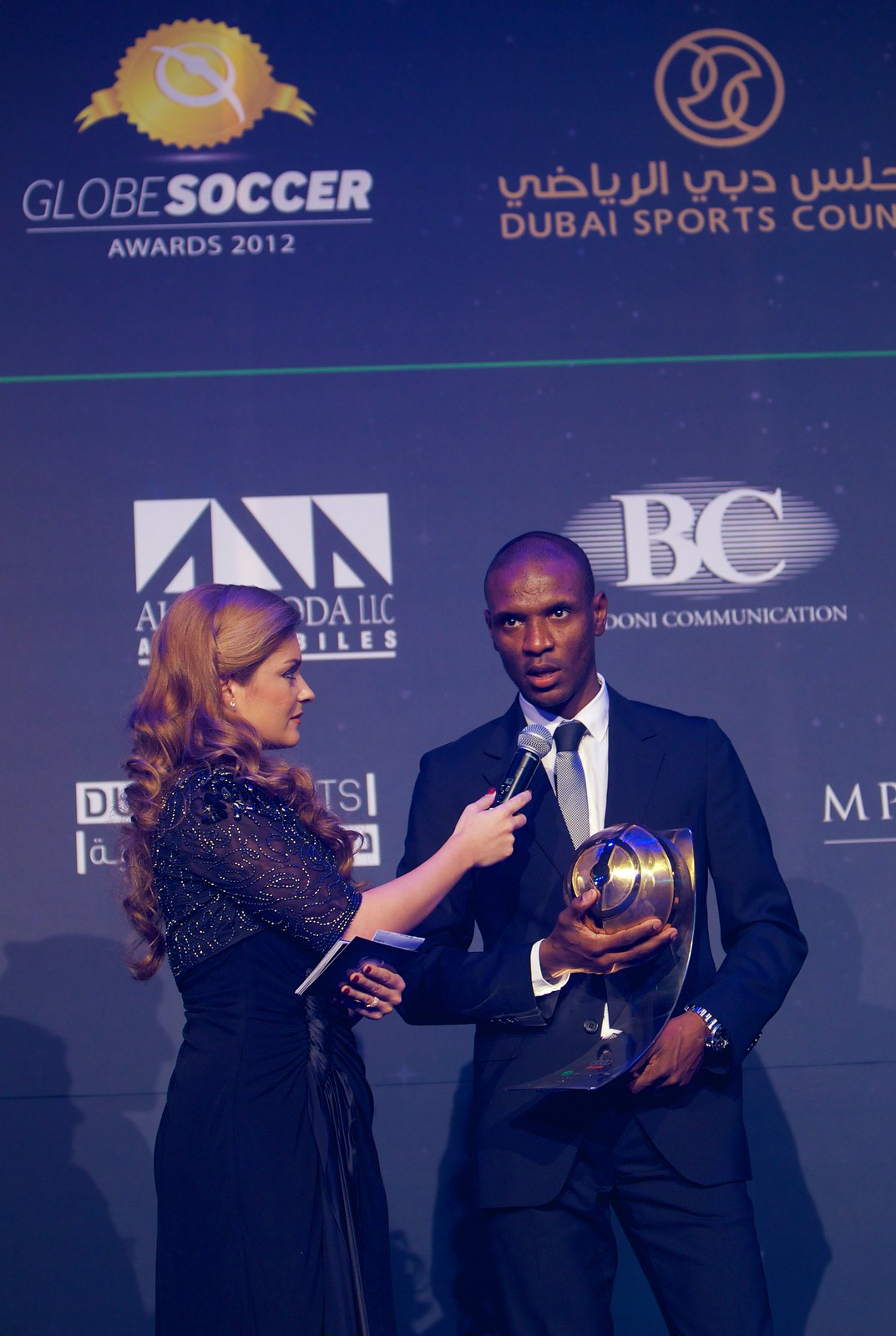 Eric Abidal - Best Player Career Award