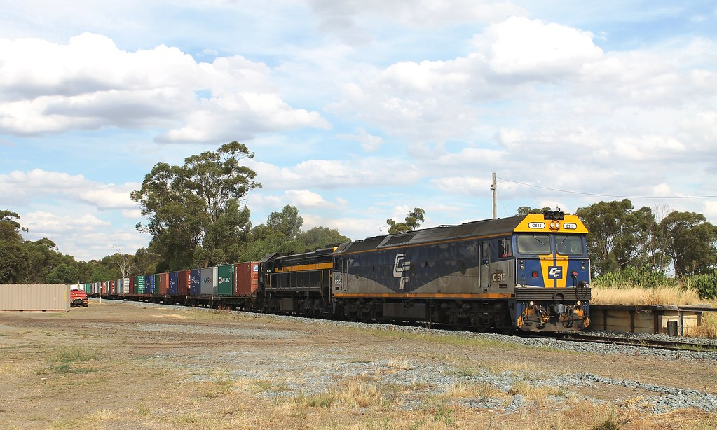 9372 at Strathmerton by S312 Photography
