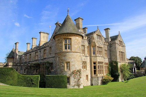 Beaulieu Abbey, Palace & Gardens 22-09-2012 | by Karen Roe