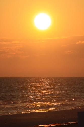 sunset sun beach gulfofmexico florida fl panamacitybeach emeraldcoast bmok bmok2 bmok9 inspirationalused