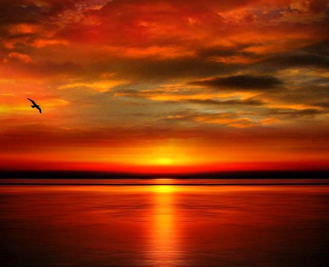 Beautiful Sunset Point
