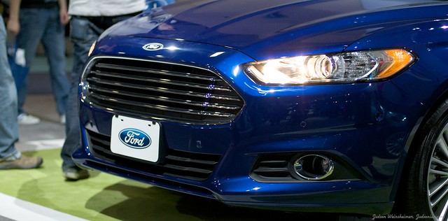2013 Washington Auto Show - Upper Concourse - Ford 22