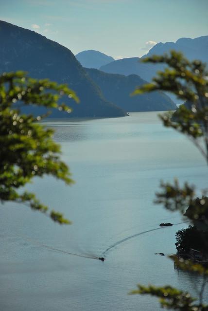 Entre Fiordos de la Patagonia