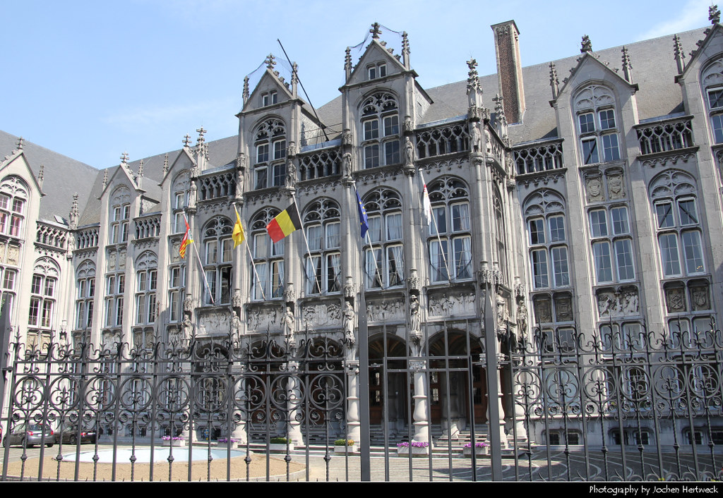 Palais des Princes-Évêques, Liege, Belgium