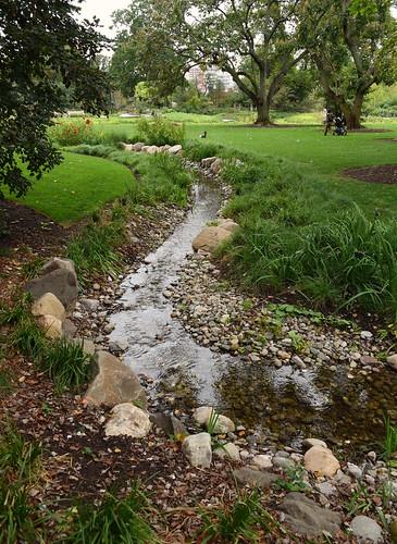 Water Garden Stream | by HorsePunchKid