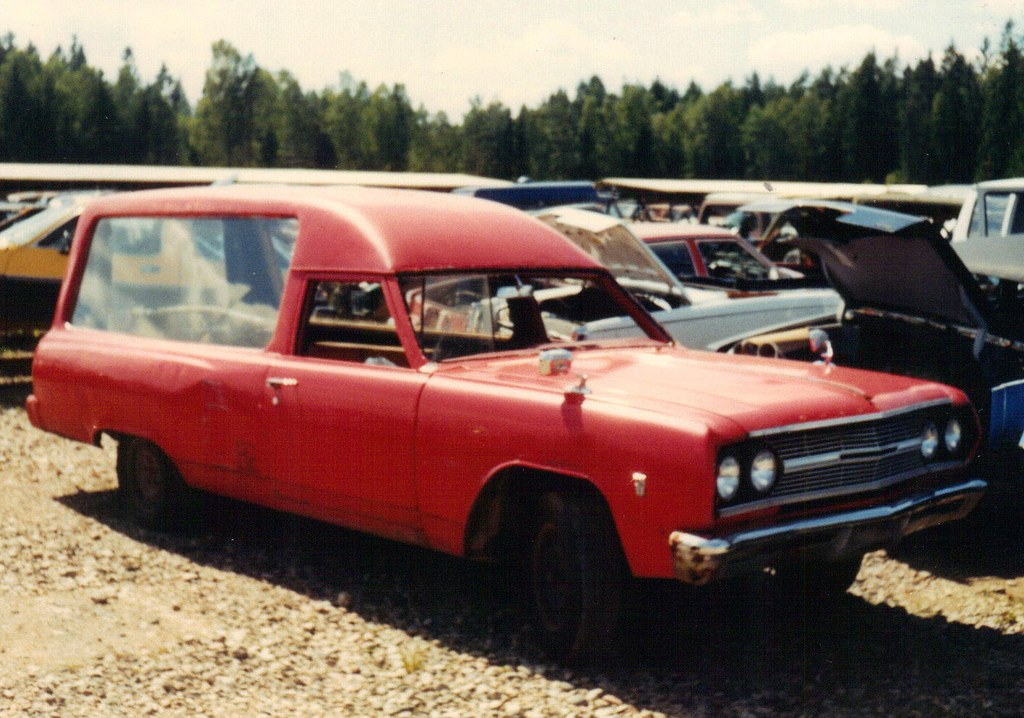 65 chevelle hearse | most likely built in denmark | mike