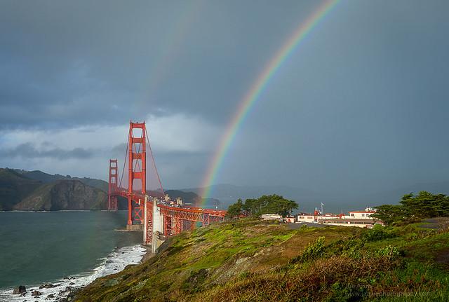 Rainbow x2 Bridge
