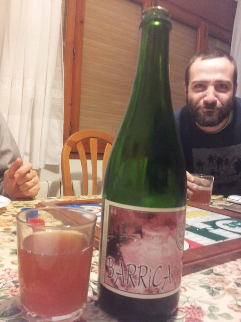 Ales Agullons Barrica