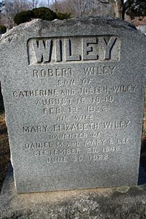 marker_Robert-Wiley | by FCCPA-VA