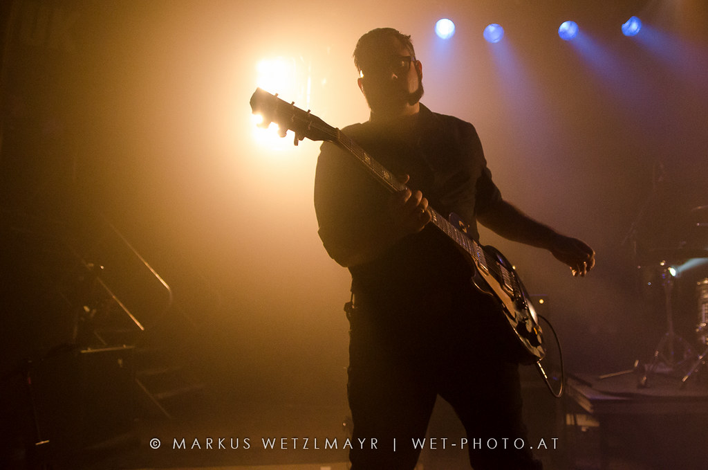 """English Indie rock artist PAUL BANKS and band performing live as main act @ WUK Wien, Vienna, Austria on February 3, 2013.  NO USE WITHOUT WRITTEN PERMISSION.  Check it out @ <a href=""""https://www.wet-photo.at/2013/02/paul-banks-wuk/"""" rel=""""noreferrer nofollow"""">WET-photo</a> and <a href=""""http://www.facebook.com/wetphoto"""" rel=""""noreferrer nofollow"""">facebook</a>"""