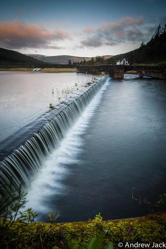 scotland nikon dam scottish reservoir filter tall grad hitech weir d600 smoothwater