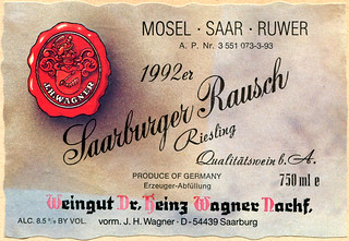 1992 - Saarburger Rausch (Saar)